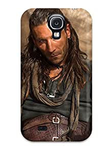 For Galaxy S4 Premium Tpu Case Cover Zach Mcgowan As Captain Charles Vane Protective Case