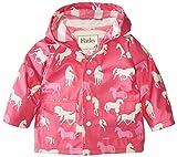 Hatley Baby Classic Horses Infant Raincoat, Classic Horses, 18-24 Months