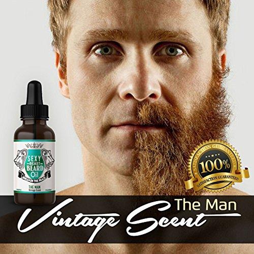 sexy facial hair for men