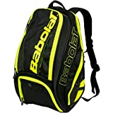 Babolat 2019 Pure Series Quality Backpack - choice of colors (Aero Black/Yellow)