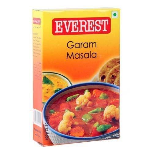 Everests Garam Masala 100g/3.50 oz (Pack of 3)