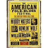 American Folk-Blues Fest: British Tours 63-66 [DVD] [Import]