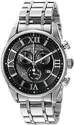 Swiss Legend Men's 22011-22S Bellezza Analog Display Swiss Quartz Silver Watch
