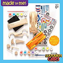 Made By Me Build & Paint Your Own Wooden...