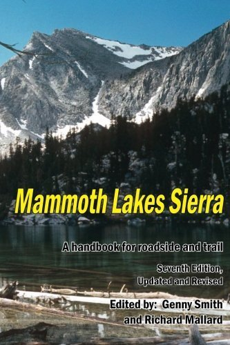 Mammoth Lakes Sierra: A Handbook for Roadside and Trail by Genny Smith - Side Lake Shopping