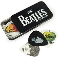 Planet Waves Beatles Signature Guitar Pick Tins, Logo, 15...