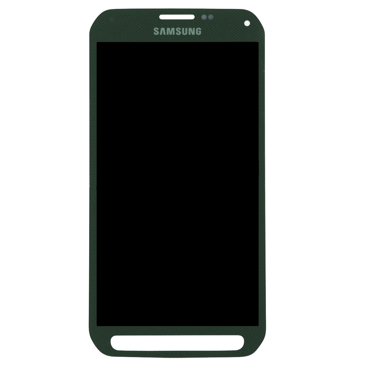Touch Screen Digitizer and LCD for Samsung Galaxy S5 Active - Camo Green