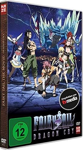 Fairy Tail: Dragon Cry (Movie 2) - DVD