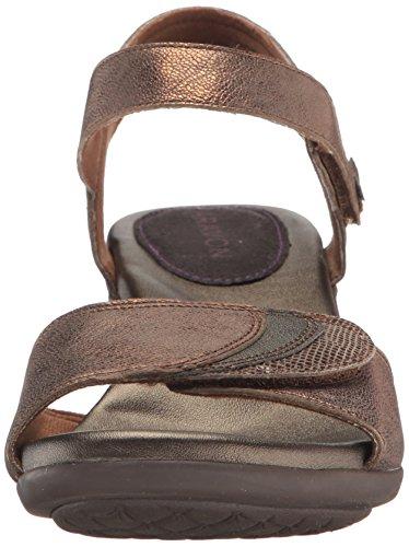 Heeled Bronze Women's Sandal Aravon Medici xqU1vxwXE