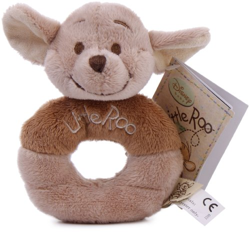 (Disney Baby Winnie The Pooh Ring Rattle - Little Roo)
