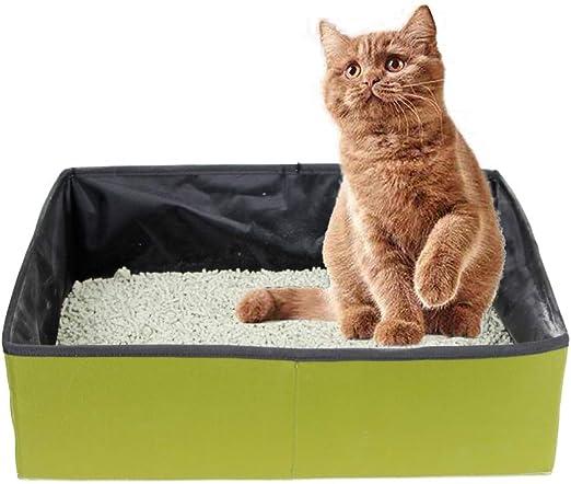 Texsen - Caja de arena para gatos: Amazon.es: Productos para mascotas