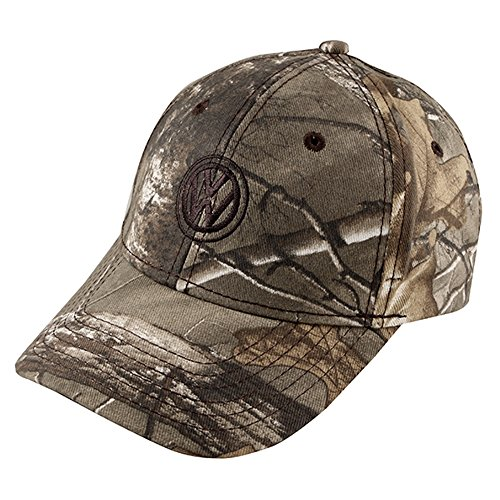 (Volkswagen Genuine Open Season Realtree Camo Baseball Cap Men's Hat)