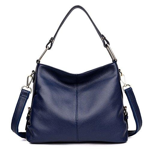 à simple Sac PU Lxf20 Sac Noble à bandoulière bandoulière Blue sac bandoulière à sac féminin SPHqdwHnX