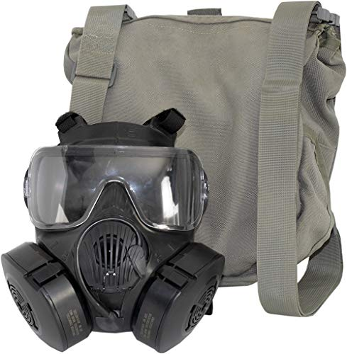 Avon Military Surplus Full Face Respirator Gas Mask CBRN NBC and Doomsday Protection Multiple Sizes (Medium) ()