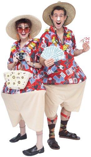 Paper Magic Men's Adult Tacky Tourist Vegas Adventure Costume,Vegas,One Size