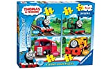 My First Puzzles, Thomas and Friends - Original Ravensburg Quality 4 in 1 Box …