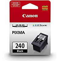 Canon PG-240 Black Ink Cartridge, Compatible to...