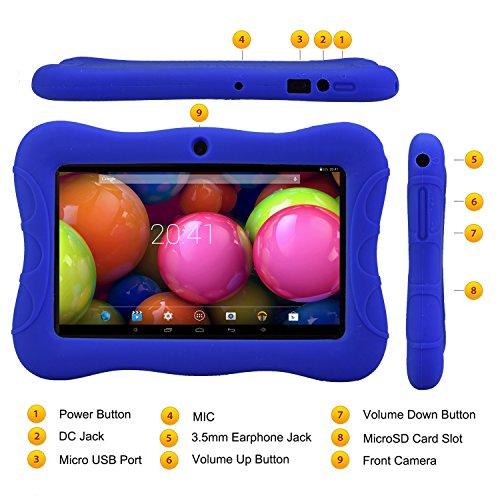 Contixo 7″ HD Display Kids Tablet