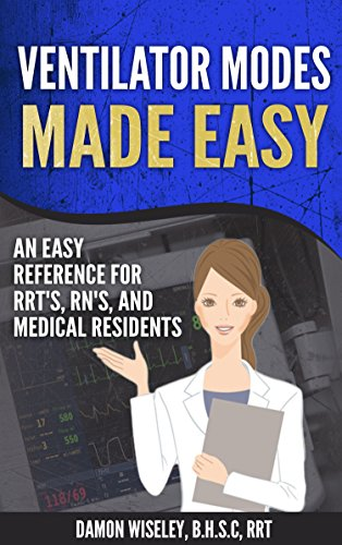 Ventilator Modes Made Easy: An Easy Reference for RRT's, RN's, and Medical Residents