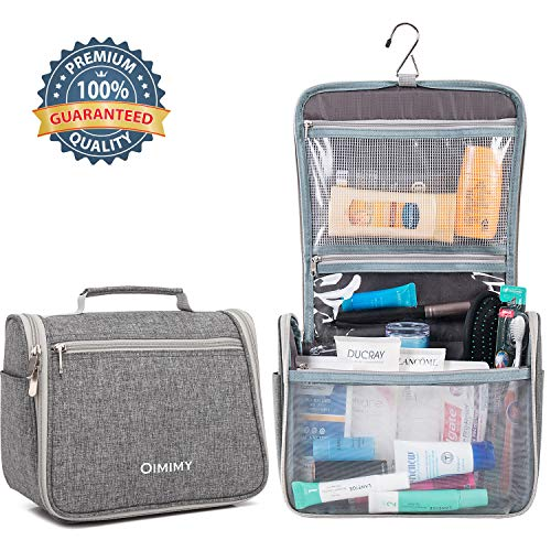 Toiletry Bag Travel Bags for Toiletries Hanging Bathroom Cosmetic Organizer for Women Men Waterproof