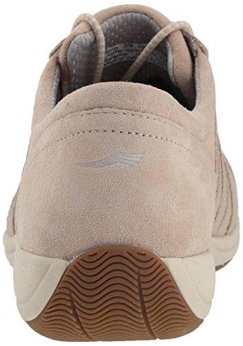 Dansko Womens Honor Sneaker Sand Suede