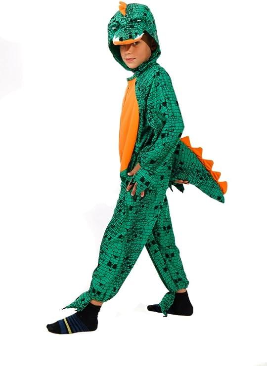 Dinosaurios Disfraz Para Niños – Dino Disfraz Para Niños (Tallas ...
