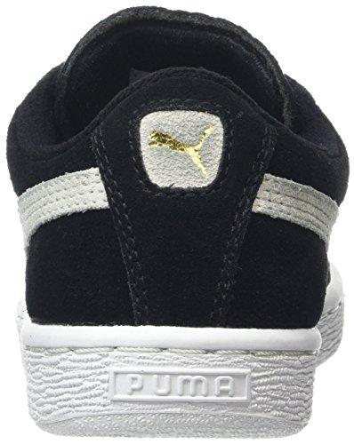 black white Noir Garçon Basses Puma Baskets 360757 g1W6RCA
