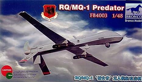 Bronco Models 1/48 RQ/MQ1 Predator UAV