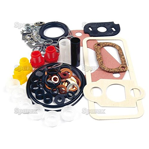 Ford Diesel Tractor - Ford Tractor Diesel Fuel Injection Pump Gasket/Seal Repair Kit - CAV Lucas Delphi DPA