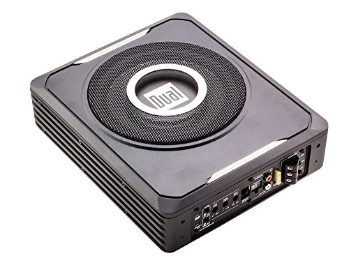 low profile 8 inch subwoofer - 9