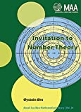 img - for Invitation to Number Theory (Anneli Lax New Mathematical Library) book / textbook / text book