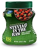 Stevia In The Raw Sugar Substitute, 2.64 Ounce Jar