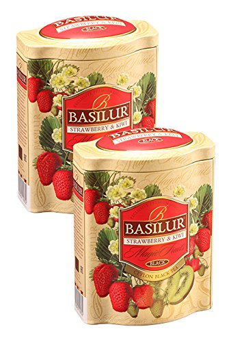 Basilur Strawberry Fruits Premium Collection