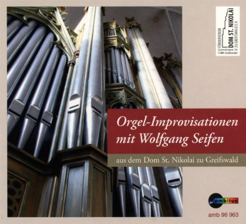 Price comparison product image Orgelimprovisationen
