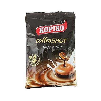 Kopiko - Juego de 3 velas de café con extracto de grano de ...
