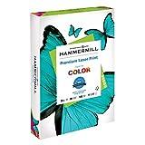 Hammermill Printer Paper, Laser Print Copy Paper, 32lb, 11 x 17, Ledger, 98 Bright - 1 Pack / 500 Sheets (104653R)