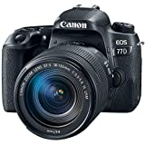 Canon EOS 77D EF-S 18-135 IS USM Kit (Certified Refurbished)
