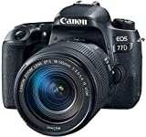 Canon EOS 77D EF-S 18-135 IS USM Kit (Certified Refurbished) For Sale