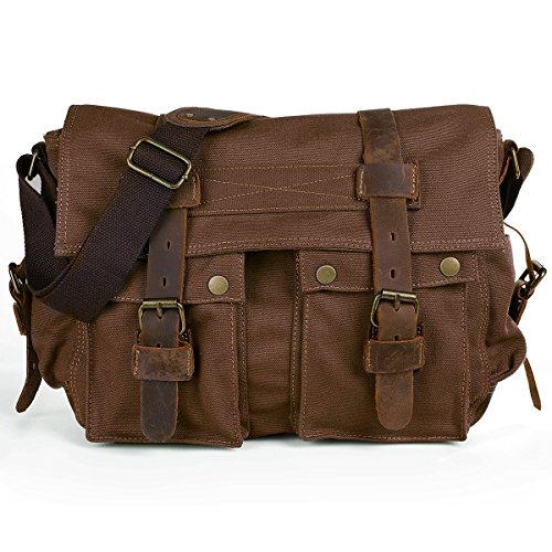 Camera Bag Insert Messenger - 7
