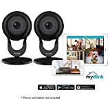 Best D-Link Wireless Camera Security Systems - 2 Pack D-Link 1080p Wireless Night Vision Surveillance Review
