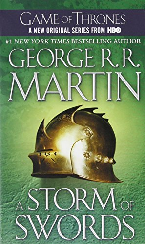 George R. R. Martin's A Game of Thrones 5-Book Boxed Set (Song of Ice and Fire series): A Game of Thrones, A Clash of Kings, A Storm of Swords, A Feast for Crows, and A Dance with Dragons