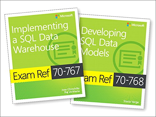 MCSA SQL 2016 BI Development Exam Ref 2-pack: Exam Refs 70-767 and 70-768 by Microsoft Press