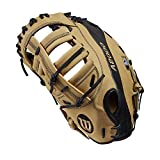 Wilson Sporting Goods 2019 A2000 2800 First Base Baseball Mitt - Left Hand Throw Blonde/Black, 12""