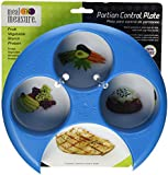 Meal Measure 1 Portion Control Tool Color Blue