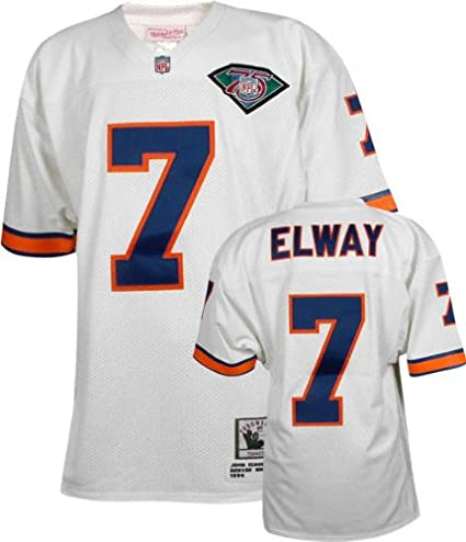 56b32647f ... germany john elway white mitchell ness authentic 1994 75th anniversary  denver broncos jersey 44 dd691 edde5 ...