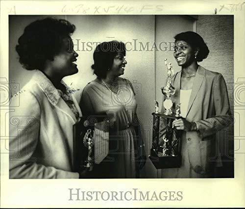 - 1979 Press Photo Dillard University basketball players and coach - nos29939