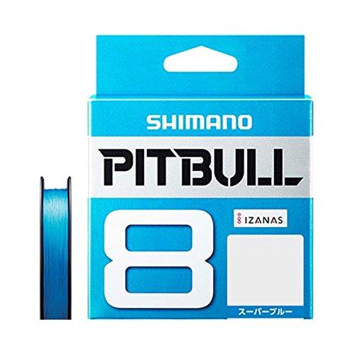 シマノ(SHIMANO) PEライン ピットブル 8本編み 200m PL-M58Rの商品画像