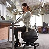 Gaiam Ultimate Balance Ball Chair - Premium
