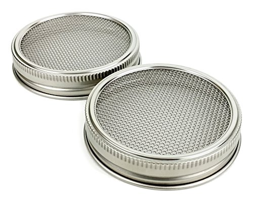 Pure Stainless Steel Sprouting Lids product image