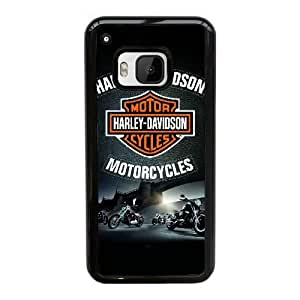 HTC One M9 Cell Phone Case Black Harley Davidson YT3RN2513695